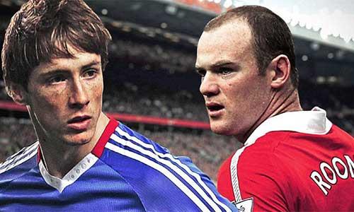 MU: Nếu Rooney và Torres đổi chỗ - 1