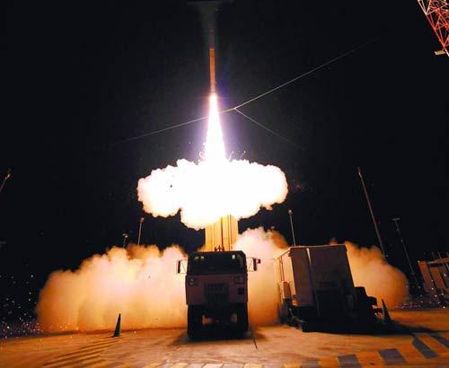HQ triển khai tên lửa đề phòng Triều Tiên - 1