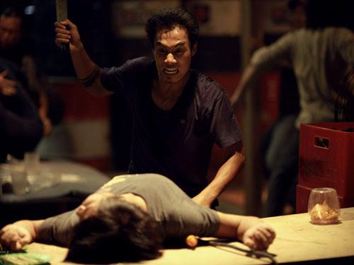 Phim hành động Việt: Ứng xử khác biệt - 1