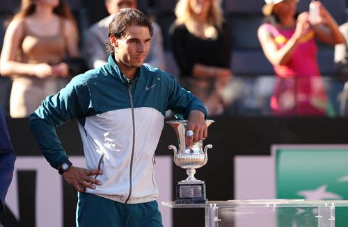 Federer không giấu nổi sự thất vọng - 1
