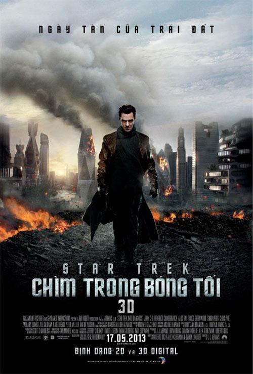 Star Trek 3D hạ gục Người Sắt 3 - 1
