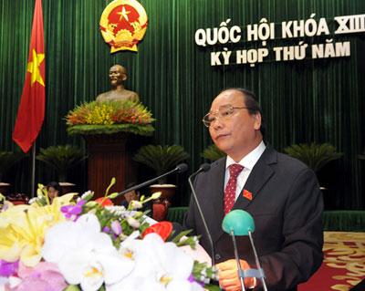 Chính phủ: Khó đạt mục tiêu tăng trưởng 2013 - 1