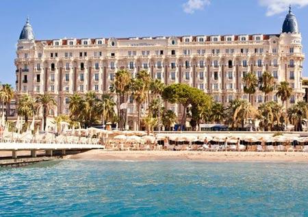 Chiêm ngưỡng nơi 'sao' nghỉ chân tại Cannes - 1