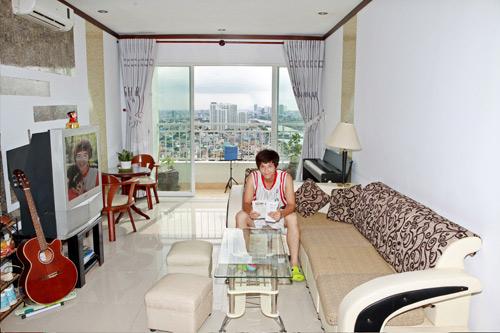 Ngắm nhà đẹp của hot boy Huỳnh Anh - 1