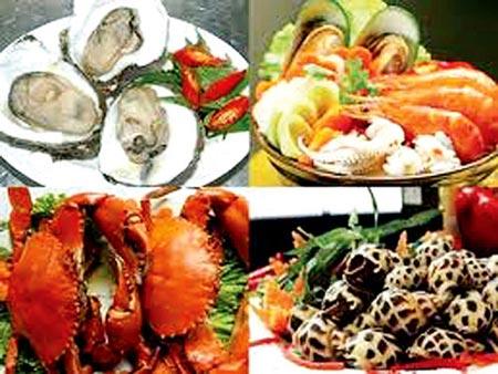 Thưởng thức hải sản vùng Vịnh - 1