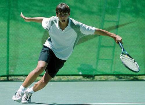 Nadal: Chuyến xa nhà đầu tiên (Kỳ 23) - 1