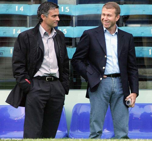 "Abramovich để Mourinho ""shopping tẹt ga"" - 1"