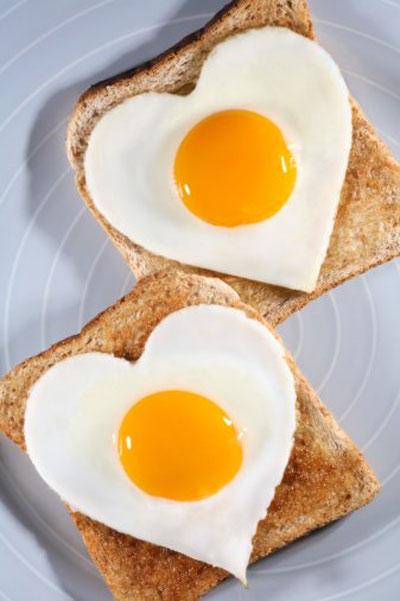 Thực phẩm lành mạnh cho bữa sáng - 1
