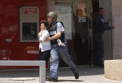 Israel: Tự sát vì cướp ngân hàng bất thành - 1
