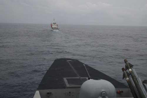 Philippines sẵn sàng rút lao động ở Đài Loan - 1