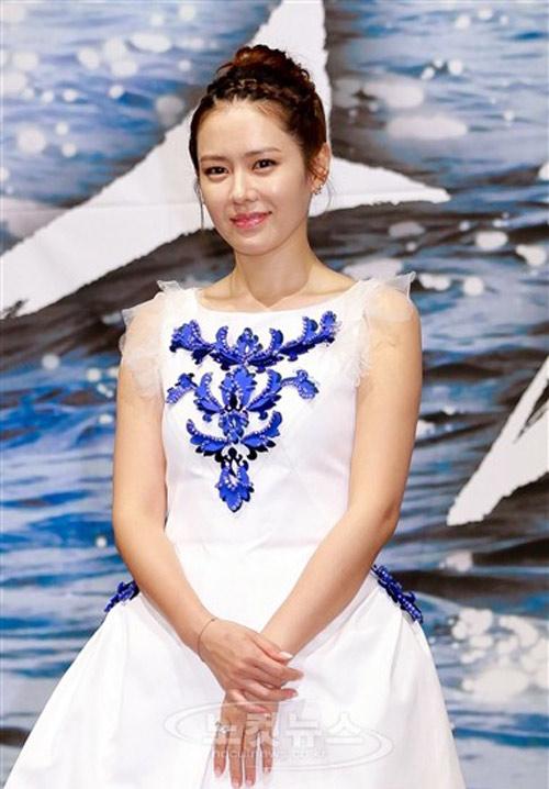 Son Ye Jin xinh đẹp hơn hoa hậu - 1