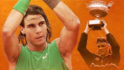 """""""Nadal là một nghệ sĩ!"""" - 1"""