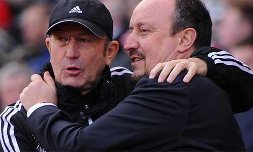 Benitez sẽ dẫn dắt Stoke? - 1