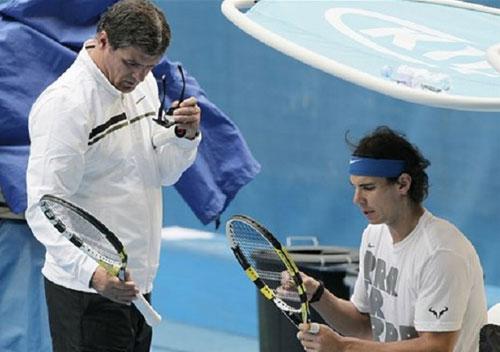 Toni Nadal chê Federer ở Roland Garros - 1