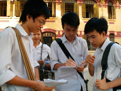 Những nét mới kỳ thi tốt nghiệp THPT 2013 - 1