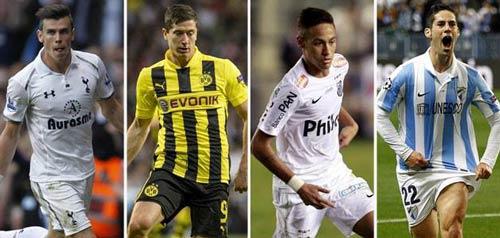 Barca có Neymar, Real sẽ mua Bale - 1