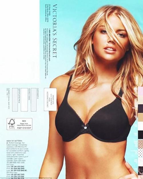 Kate Upton quảng cáo Victoria's Secret - 1
