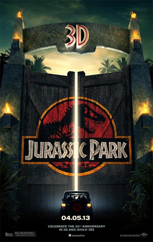 Công viên kỷ Jura tái xuất với 3D - 1