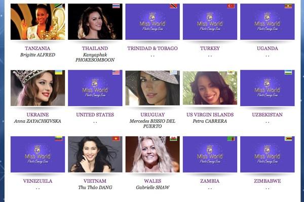 Đặng Thu Thảo từ chối thi Miss World - 1