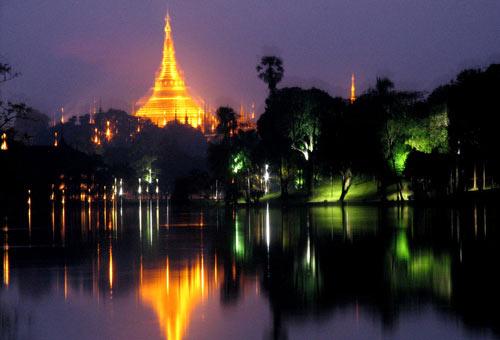 Bí kíp du lịch bụi Myanmar - 1