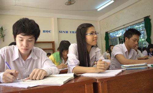 Trước giờ G thi tốt nghiệp THPT 2012 - 2013 - 1