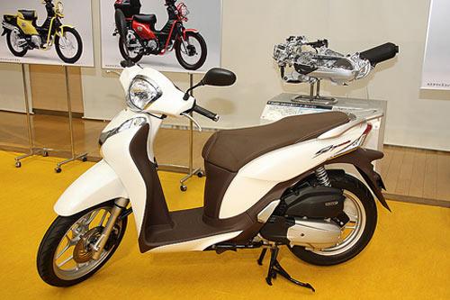 Honda sắp tung SH mode tại Việt Nam - 1