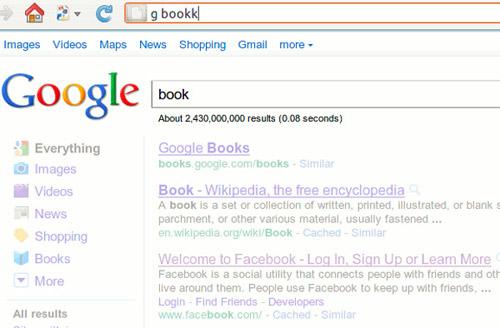 Mẹo tăng tốc độ tìm kiếm trong Firefox - 1