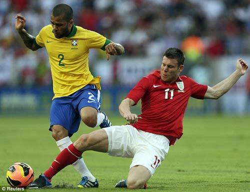 Brazil – Anh: Đại bác và thành trì - 1