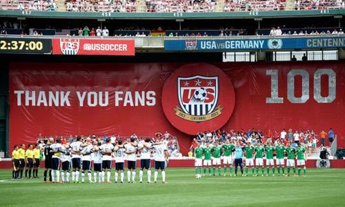 Mỹ - Đức: Đại tiệc bàn thắng - 1