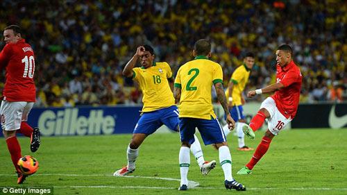 Rooney: Yếu nhân của tuyển Anh - 1