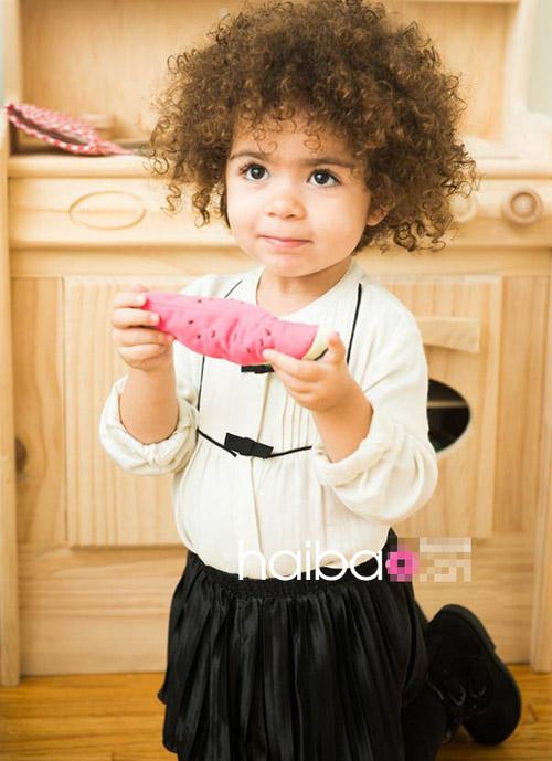 Câu chuyện thời trang của nhóc tì 3 tuổi - 1