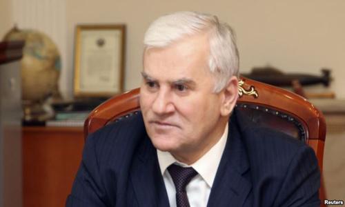 Thị trưởng Nga bị giam giữ vì nghi giết người - 1
