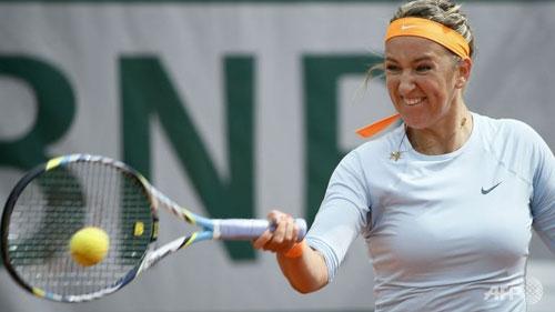 Azarenka - Schiavone: Thế trận một chiều (V4 Roland Garros) - 1