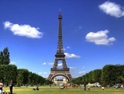 Paris hoa lệ từ mọi góc nhìn - 1