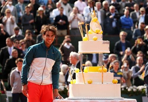 Nadal: Chiến thắng trong ngày sinh nhật - 1