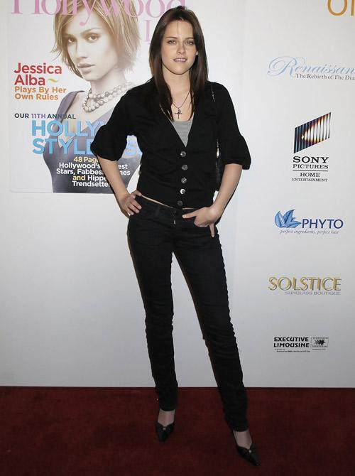 Kristen Stewart: Vịt con hóa thiên nga - 1