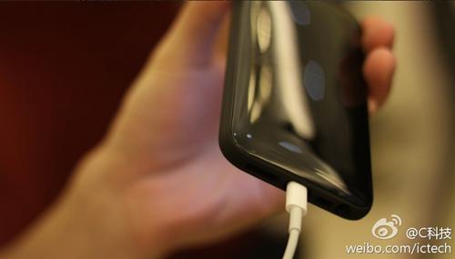 iPhone giá rẻ lần đầu lộ ảnh thực tế - 1