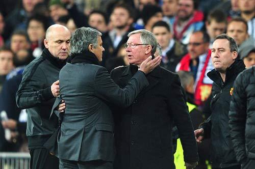 Ở Anh, Mourinho sẽ không thiếu đối thủ - 1