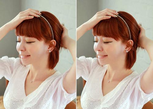 4 phong cách khác lạ với tóc ngắn - 1