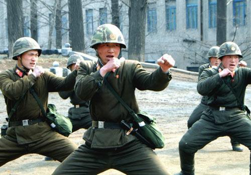 Hàn Quốc nghi Triều Tiên đem quân tới Syria - 1