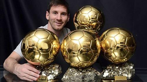 Messi cần chiến đấu vì QBV thứ 5 - 1
