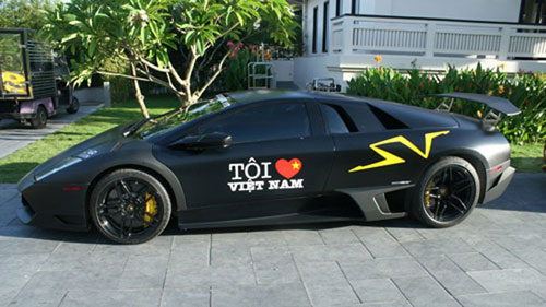 """Lamborghini và Bentley """"ngấp nghé"""" vào Việt Nam - 1"""