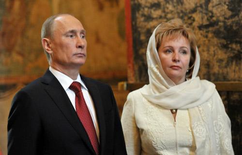 Người Nga sốc với vụ ly dị của vợ chồng Putin - 1