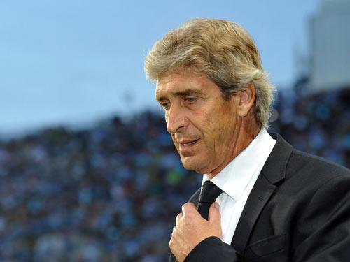 Pellegrini chuẩn bị đến Manchester - 1