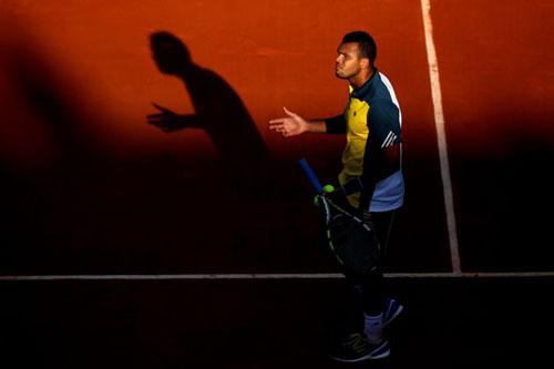 Ferrer - Tsonga: Nỗi đau người Pháp (BK Roland Garros) - 1