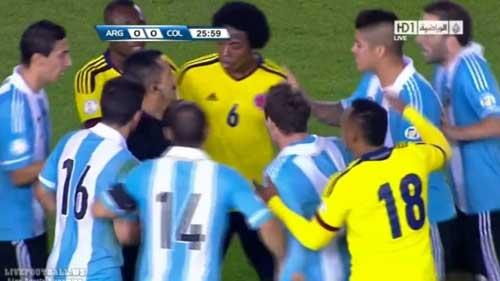 Argentina – Colombia: Căng như dây đàn - 1
