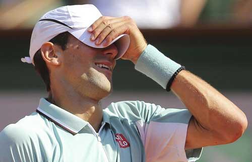 HOT: Loại Nole, Nadal cân bằng kỉ lục của FedEx - 1