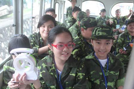 Học kỳ trong quân đội: Vừa dạy vừa... dỗ - 1