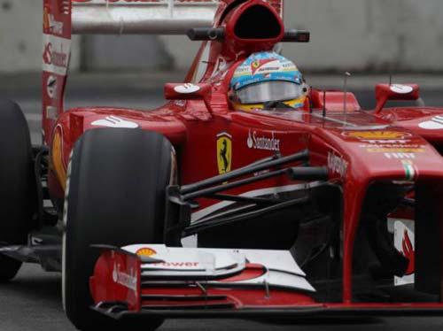 Chạy thử Canadian GP: Alonso nhanh nhất P2 - 1