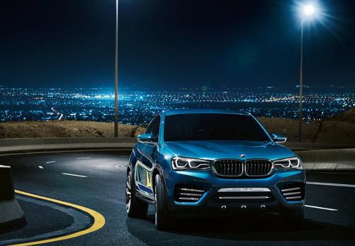 """BMW X4 """"chất thép"""" của người Đức - 1"""